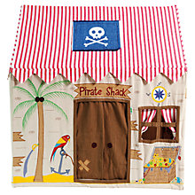 Buy Win Green Pirate Shack Playhouse Online at johnlewis.com