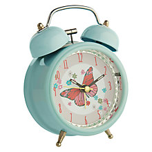 Buy little home at John Lewis Little Fairy Alarm Clock Online at johnlewis.com