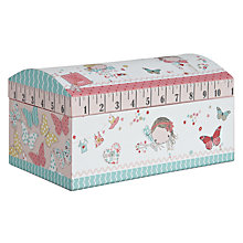 Buy John Lewis Little Fairy Jewellery Box Online at johnlewis.com