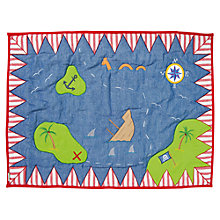 Buy Win Green Pirate Shack Baby Mat Online at johnlewis.com