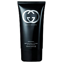 Buy Gucci Guilty Pour Homme Shower Gel, 150ml Online at johnlewis.com