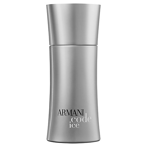 Buy Giorgio Armani Code Ice Eau de Toilette Online at johnlewis.com