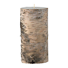 Buy Broste Birch Candle, H15cm Online at johnlewis.com