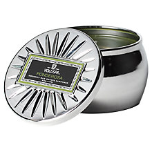 Buy Voluspa Ponderosa Scented Candle Tin Online at johnlewis.com
