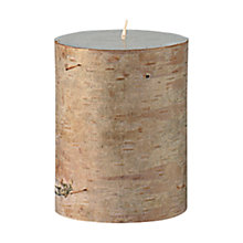 Buy Broste Birch Candle, H10cm Online at johnlewis.com