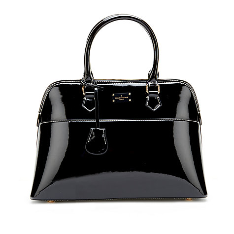Buy Paul's Boutique Maisy Medium Patent Tote Bag Online at johnlewis.com