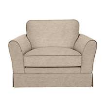 Buy John Lewis Nelson Armchair, Brambley Putty Online at johnlewis.com