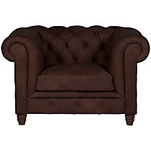 Buy Halo Earle Chesterfield Armchair Online at johnlewis.com