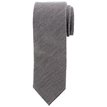 Buy John Lewis Wool Herringbone Tie Online at johnlewis.com
