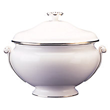Buy Vera Wang Sterling Soup Tureen Online at johnlewis.com