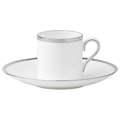 Buy Vera Wang Sterling Coffee Cup, 0.15L Online at johnlewis.com