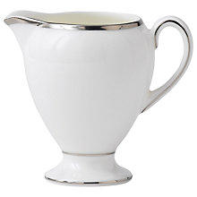 Buy Vera Wang Sterling Creamer, 0.15L Online at johnlewis.com