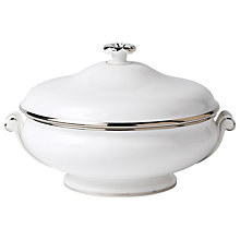Buy Vera Wang Covered Vegetable Dish, H15 x W15cm Online at johnlewis.com