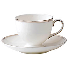 Buy Vera Wang Sterling Tea Saucer Online at johnlewis.com