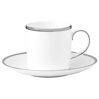 Vera Wang Sterling Coffee Saucer