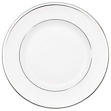 Buy Vera Wang Sterling Service Plate Online at johnlewis.com