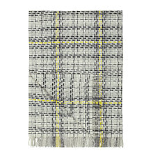 Buy Bronte by Moon Lars Throw, Grey/ Multi Online at johnlewis.com