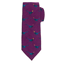Buy Duchamp Pheasant Tie Blue, Tudor Online at johnlewis.com