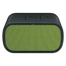 Buy UE Mini Boom by Ultimate Ears Bluetooth NFC Portable Speaker Online at johnlewis.com