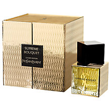 Buy Yves Saint Laurent Supreme Bouquet Luxury Edition Eau de Parfum, 80ml with Luxury Beauty Crackers Online at johnlewis.com