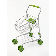 Buy John Lewis Toy Waitrose Shopping Trolley Online at johnlewis.com