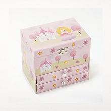 Buy John Lewis Little Princess Jewellery Chest Online at johnlewis.com