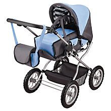 Buy John Lewis Baby Doll Large Pram & Accessories Online at johnlewis.com