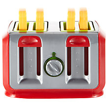 Buy John Lewis Toy Kitchen Toaster Online at johnlewis.com