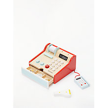 Buy John Lewis Wooden Cash Register Online at johnlewis.com