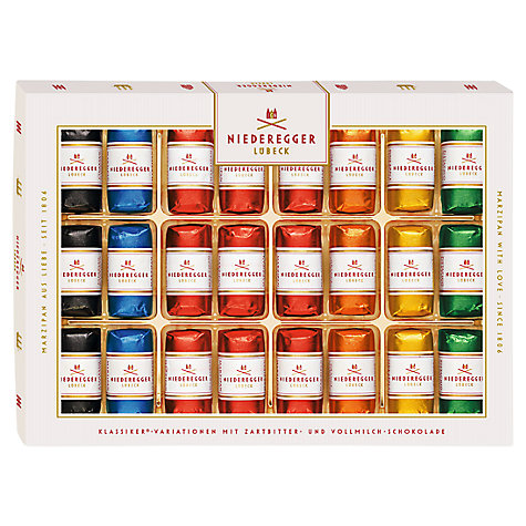 Buy Niederegger Flavoured Marzipan Mini Loaf Assortment, 300g Online at johnlewis.com