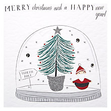 Buy Belly Button Merry Christmas Christmas Card Online at johnlewis.com