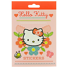 Buy Hello Kitty Home Sweet Home Stickers Online at johnlewis.com