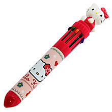 Buy Hello Kitty Home Sweet Home Multicoloured Pen Online at johnlewis.com