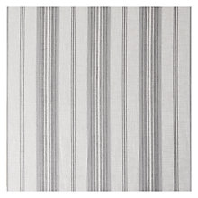 Buy John Lewis Sidney Woven Stripe Fabric, French Grey, Price Band B Online at johnlewis.com
