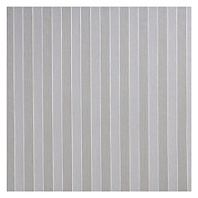 Buy John Lewis Telma Woven Stripe Fabric, French Grey, Price Band B Online at johnlewis.com