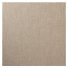 Buy John Lewis Fraser Semi Plain Fabric, Putty, Price Band A Online at johnlewis.com