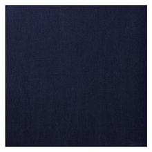 Buy John Lewis Eva Semi Plain Fabric, Navy, Price Band D Online at johnlewis.com