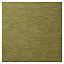 Buy John Lewis Milton Semi Plain Fabric, Olive, Price Band C Online at johnlewis.com