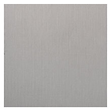 Buy John Lewis Theo Woven Stripe Fabric, French Grey, Price Band B Online at johnlewis.com