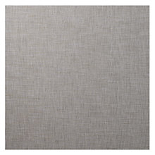 Buy John Lewis Buxton Semi Plain Fabric, French Grey, Price Band E Online at johnlewis.com