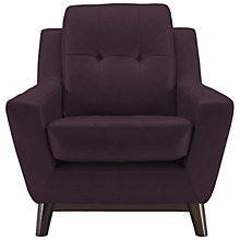 Buy G Plan Vintage The Fifty Three Leather Armchair Online at johnlewis.com
