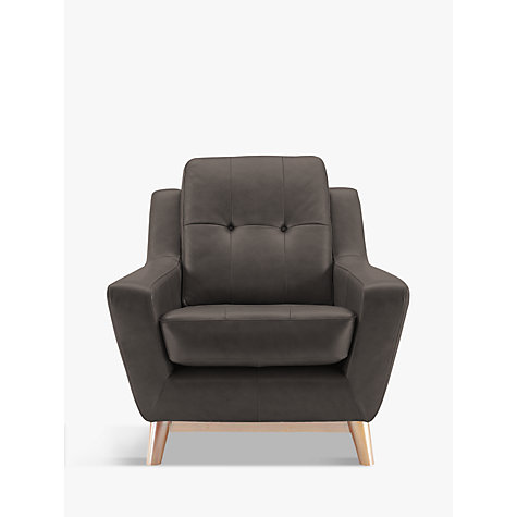 Buy G Plan Vintage The Fifty Three Leather Armchair John Lewis