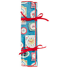 Buy Cath Kidston Clocks Knitting Roll Online at johnlewis.com