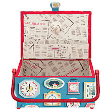 Buy Cath Kidston Clocks Large Sewing Box Online at johnlewis.com