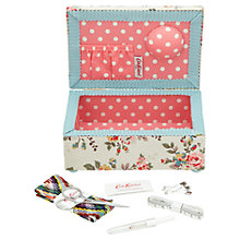 Buy Cath Kidston Kingswood Rose Mending Kit Online at johnlewis.com