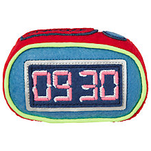 Buy Cath Kidston Alarm Clocks Pin Cushion Online at johnlewis.com