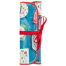 Buy Cath Kidston Clocks Crochet Roll Online at johnlewis.com