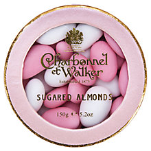 Buy Charbonnel et Walker Sugared Almonds, 150g Online at johnlewis.com