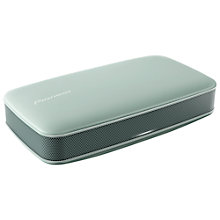 Buy Pioneer FREEme XW-LF1-L Portable Bluetooth NFC Speaker, Duck Egg Online at johnlewis.com