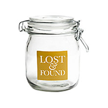 Buy Garden Trading Lost & Found Jar Online at johnlewis.com